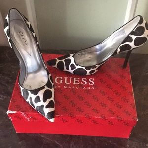 Guess dress shoes